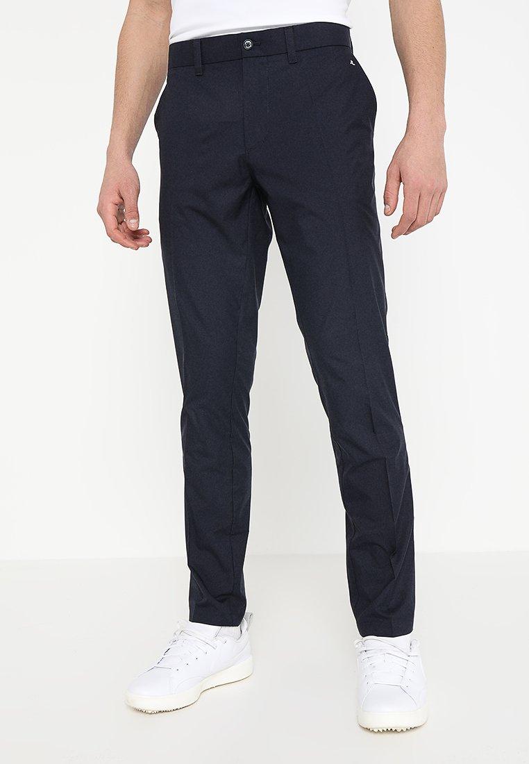 J.LINDEBERG - ELOF TIGHT FIT - Pantalones chinos - navy