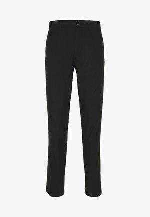 ELOF TIGHT FIT LIGHT POLY - Pantalones montañeros largos - black