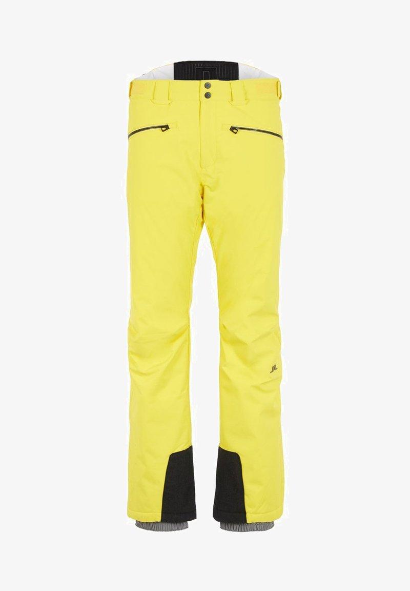 J.LINDEBERG - TRUULI  - Snow pants - yellow