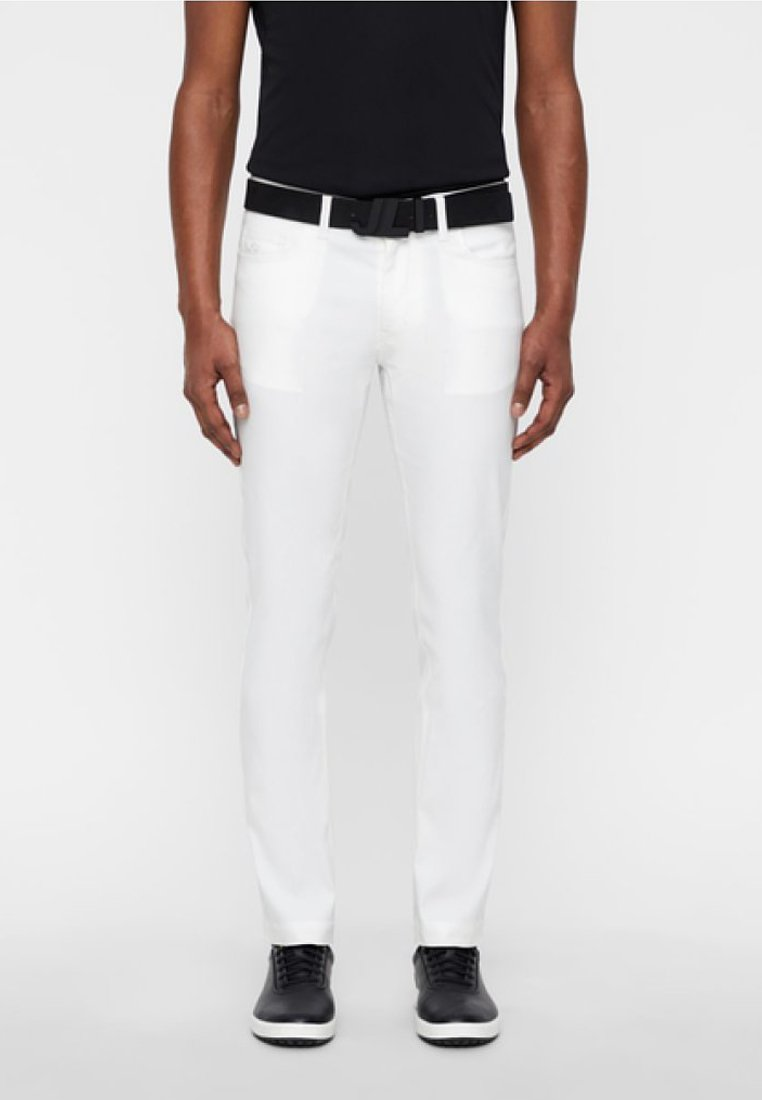 J.LINDEBERG - ICONIC SCHOELLER - Trousers - white