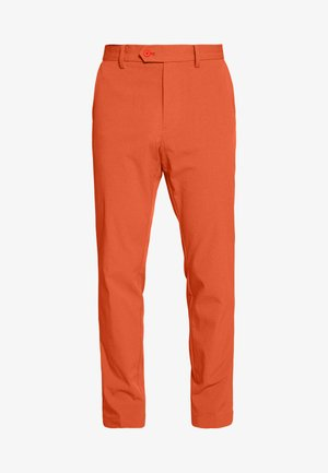 VENT PANT HIGH VENT - Chinos - tomato red