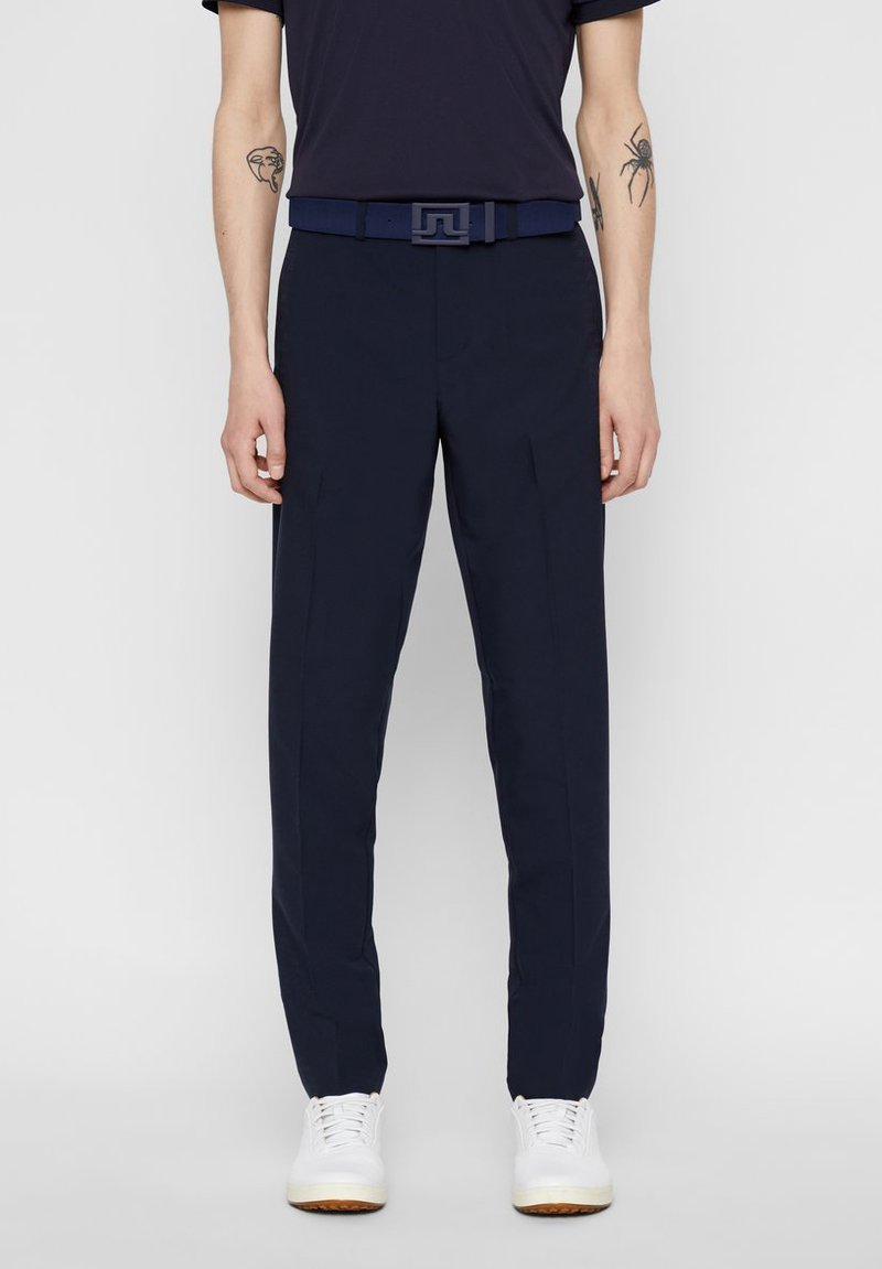 J.LINDEBERG - WILL - Trousers - navy
