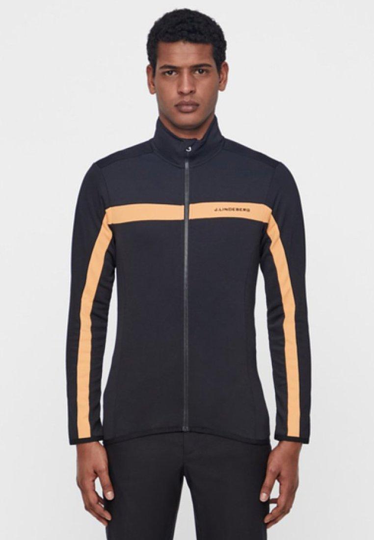 J.LINDEBERG - JARVIS - Training jacket - warm orange