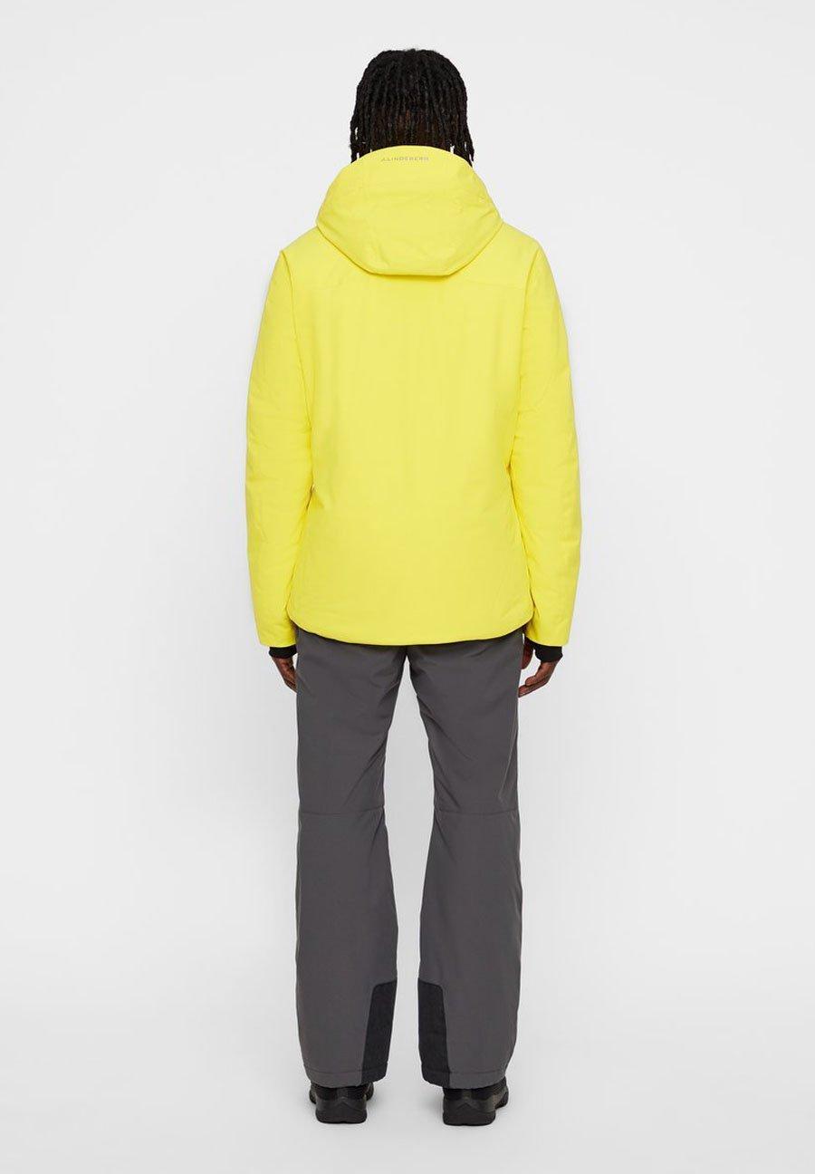 J.lindeberg Truuli - Skidjacka Yellow