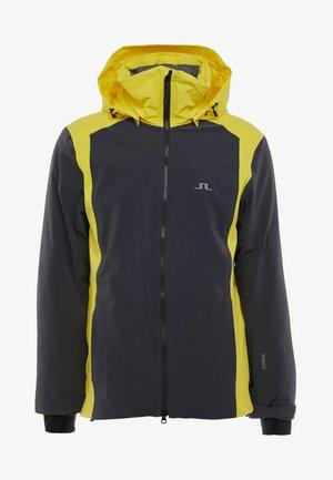 DOUGLAS DERMIZAX EV - Veste de ski - banging yellow