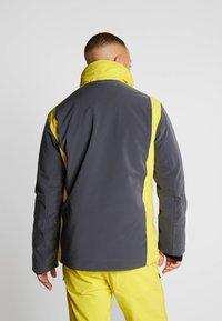 J.LINDEBERG - DOUGLAS DERMIZAX EV - Lyžařská bunda - banging yellow - 3