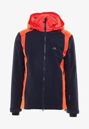 DOUGLAS DERMIZAX EV - Ski jacket - racing red