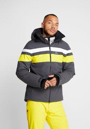FRANKLIN  - Snowboard jacket - dark grey