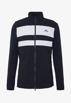 PACKLIGHT HYBRID JKT-LIGHT MID - Training jacket - navy