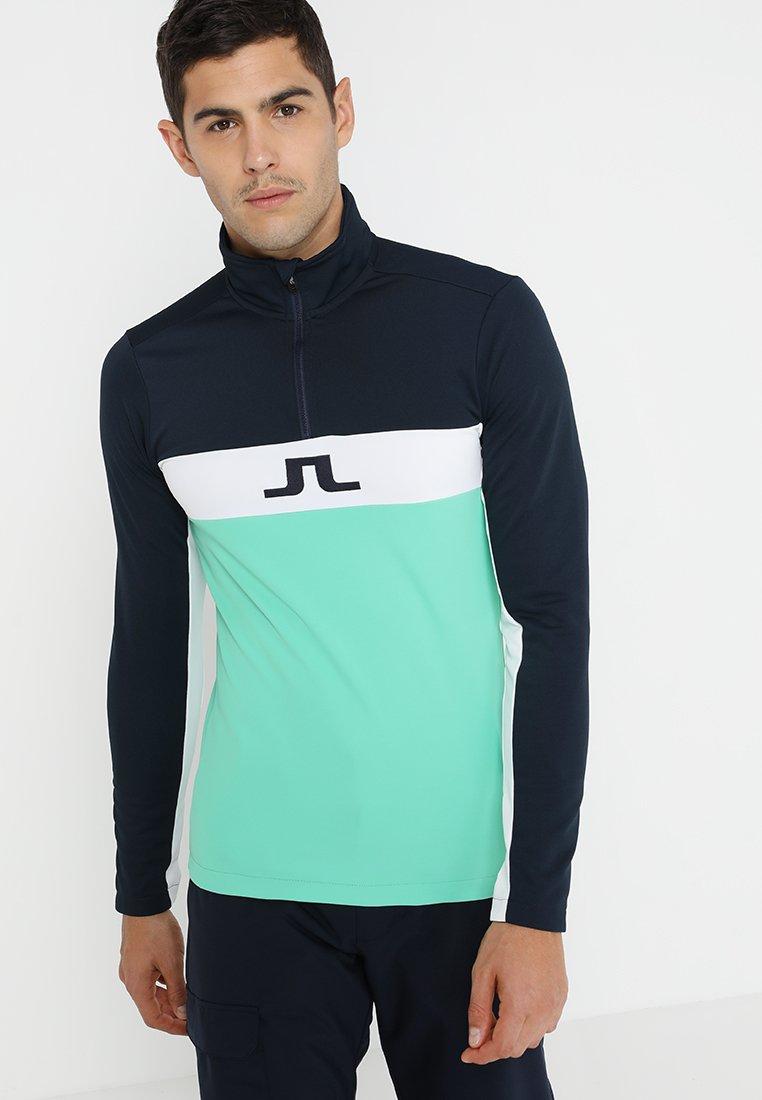 J.LINDEBERG - KIMBALL MID FIELD - Sweatshirt - fresh green