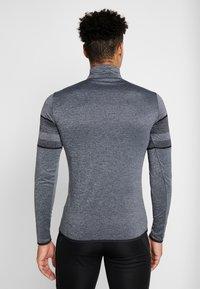 J.LINDEBERG - MASON - Long sleeved top - dark grey melange - 2