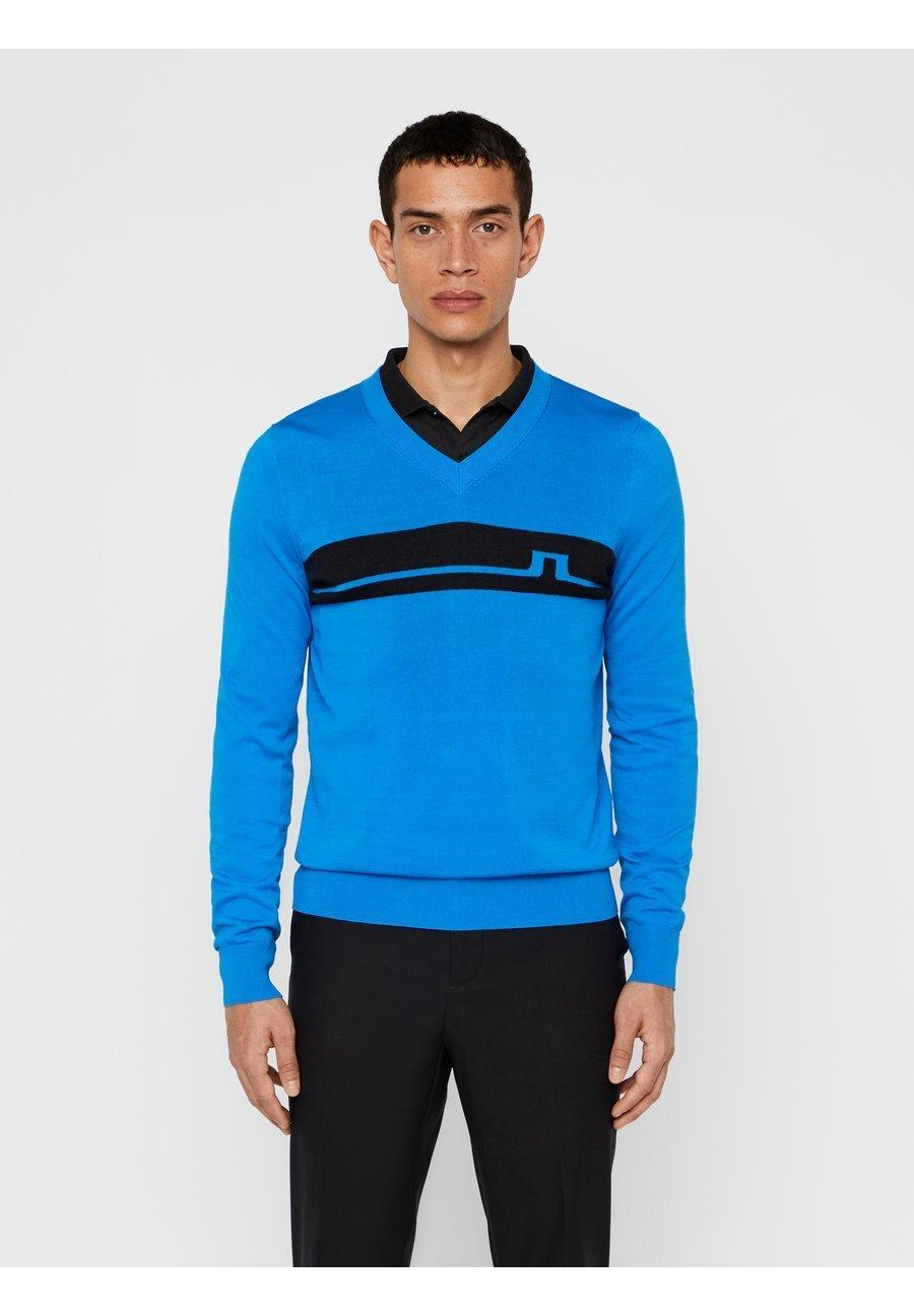 J.LINDEBERG Sweter - true blue