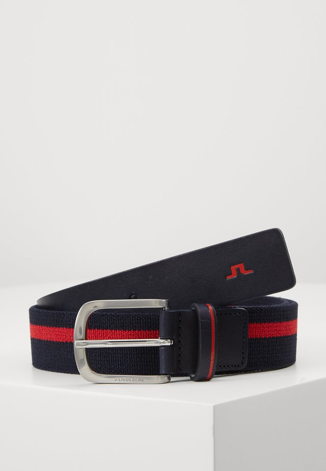 BENJAMIN BELT STRIPE - Belte - navy