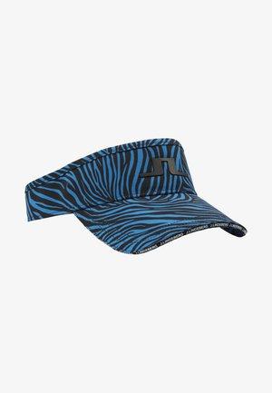 YADEN PRINT VISOR TECH STRETCH - Cap - blue