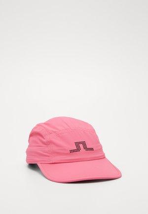 YORK - Czapka z daszkiem - pop pink