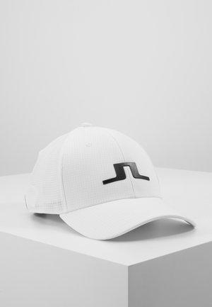 CADEN TECH - Cap - white
