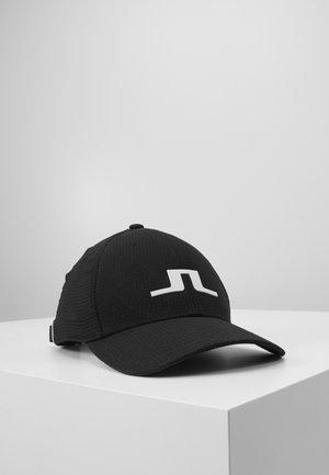 CADEN TECH - Cap - black