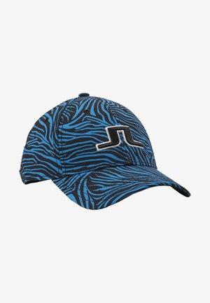 ANGUS PRINT TECH STRETCH - Cap - blue