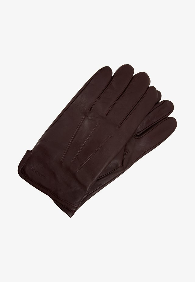 BONO GLOVE - Sormikkaat - dark mocca