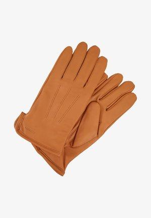 BONO GLOVE - Gloves - cognac