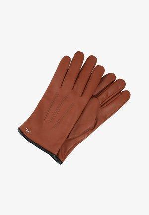 BONO GLOVE - Fingervantar - tobacco brown
