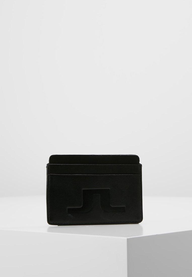 J.LINDEBERG - Pouzdro na vizitky - black