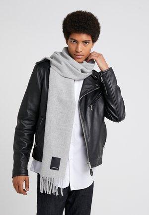 CHAMP SOLID - Sjaal - grey melange
