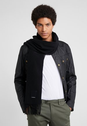 CHAMP SOLID - Scarf - black