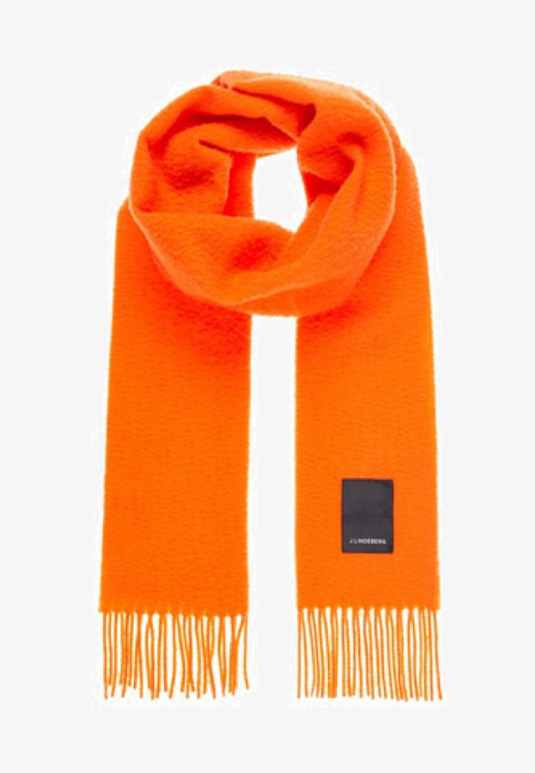 J.LINDEBERG - CHAMP - Scarf - juicy orange