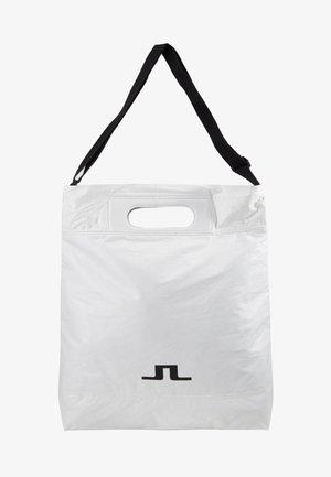 BEACH TOTE COATED TYVEK - Shopping bag - white