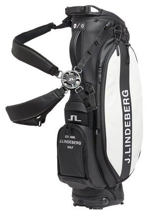 J.LINDEBERG TASCHE PLAY GOLF - Golf bag - black