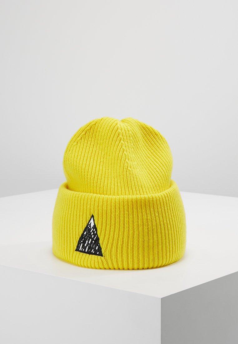 J.LINDEBERG - MONTI HAT - Čepice - broken yellow