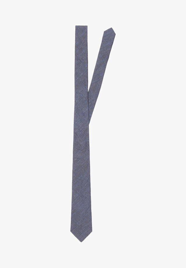 LALLE - Krawat - navy