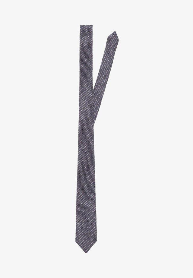 Krawat - mid blue