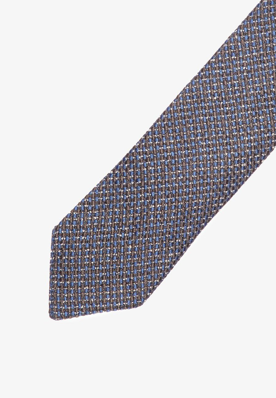 J.lindeberg Tie - Mid Blue UK