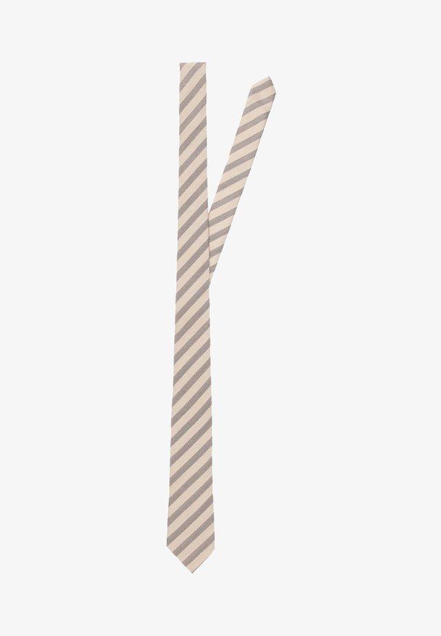 Krawat - brown