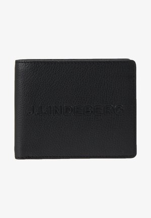 NICK WALLET - Portemonnee - black