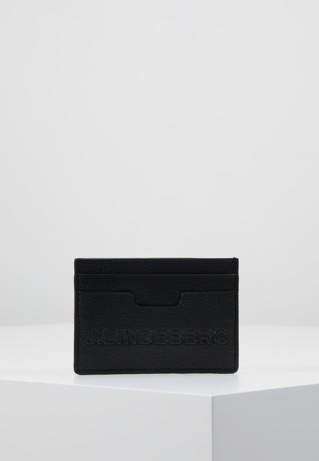 ROGER CARDHOLDER - Geldbörse - black