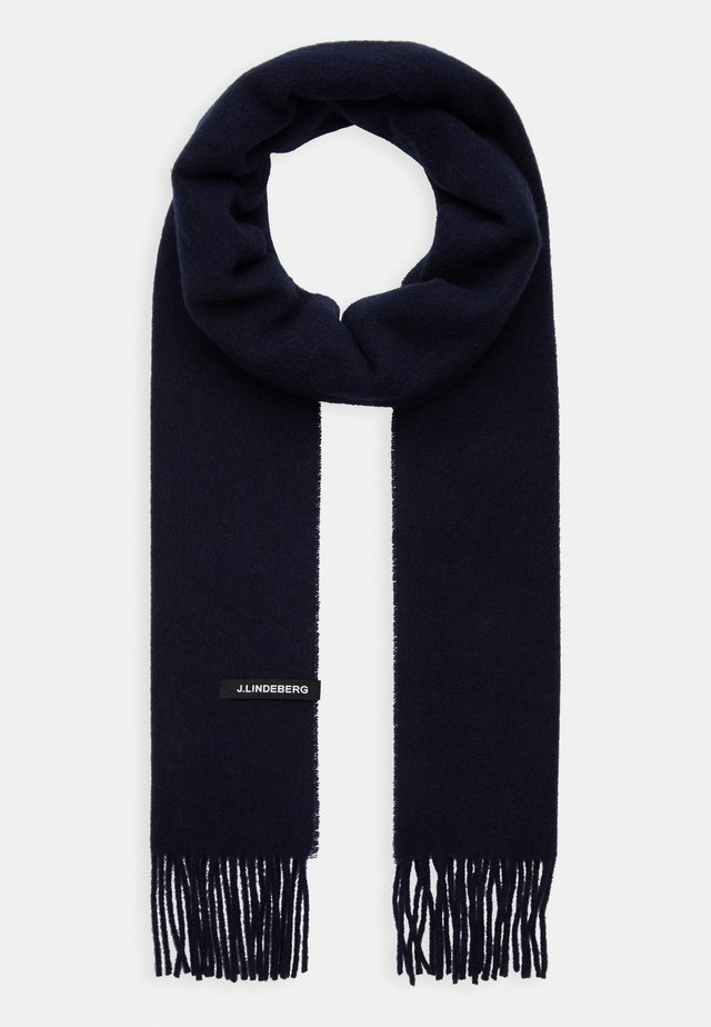 CHAMP SOLID SCARF - Sjaal - navy