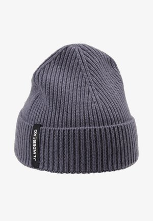 JUAN BEANIE WINTER  - Čepice - dark grey