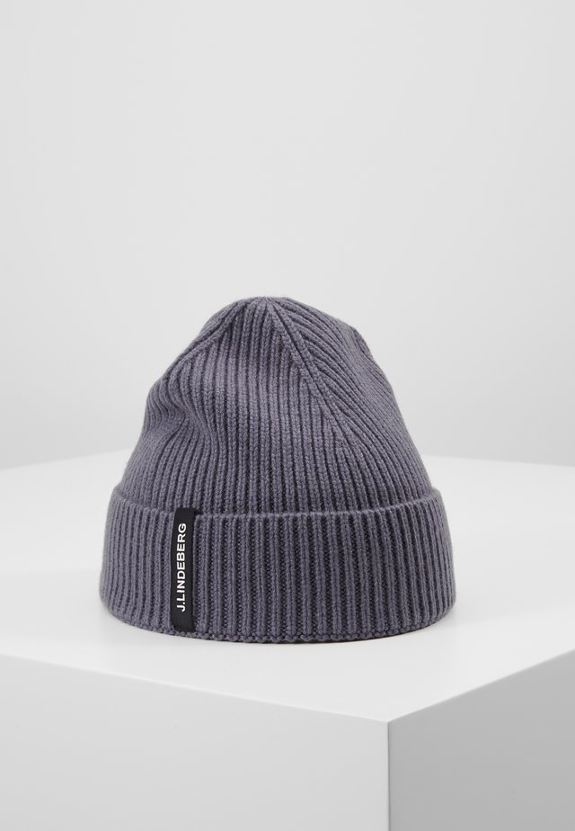 JUAN BEANIE WINTER  - Pipo - dark grey