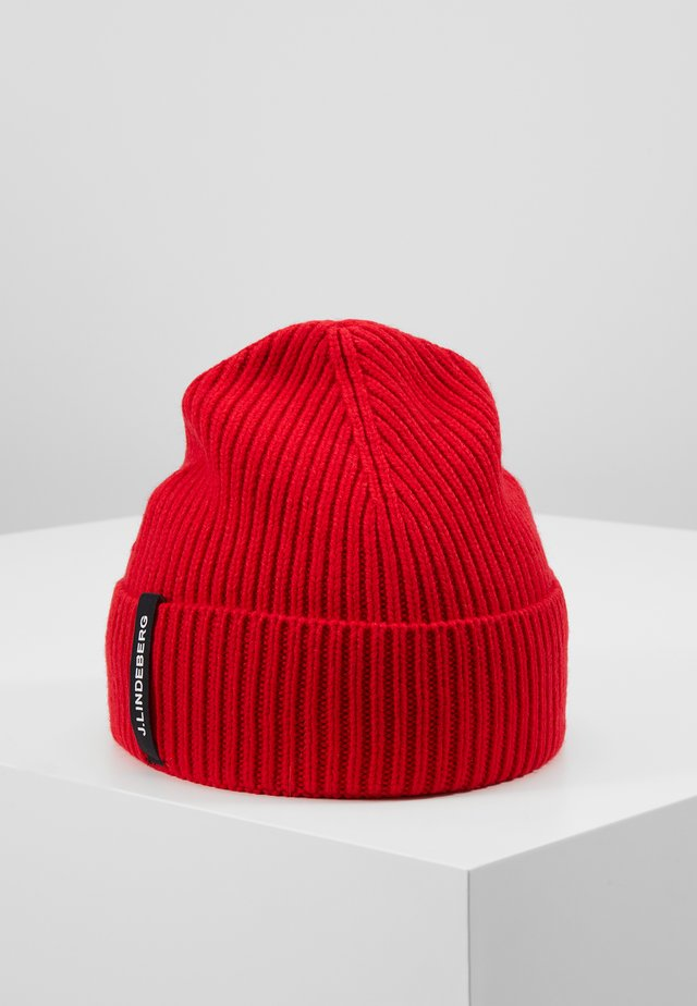JUAN BEANIE WINTER  - Pipo - red bell