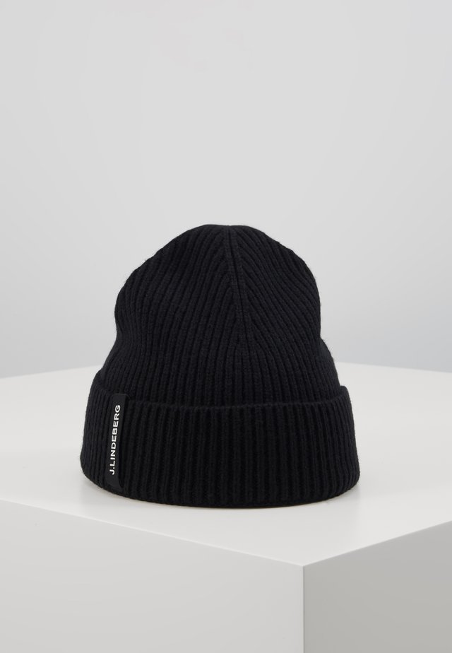 JUAN BEANIE WINTER  - Pipo - black