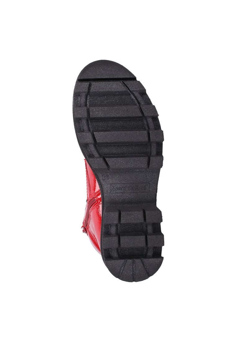 Josef Seibel Plateaustiefelette - red - Black Friday