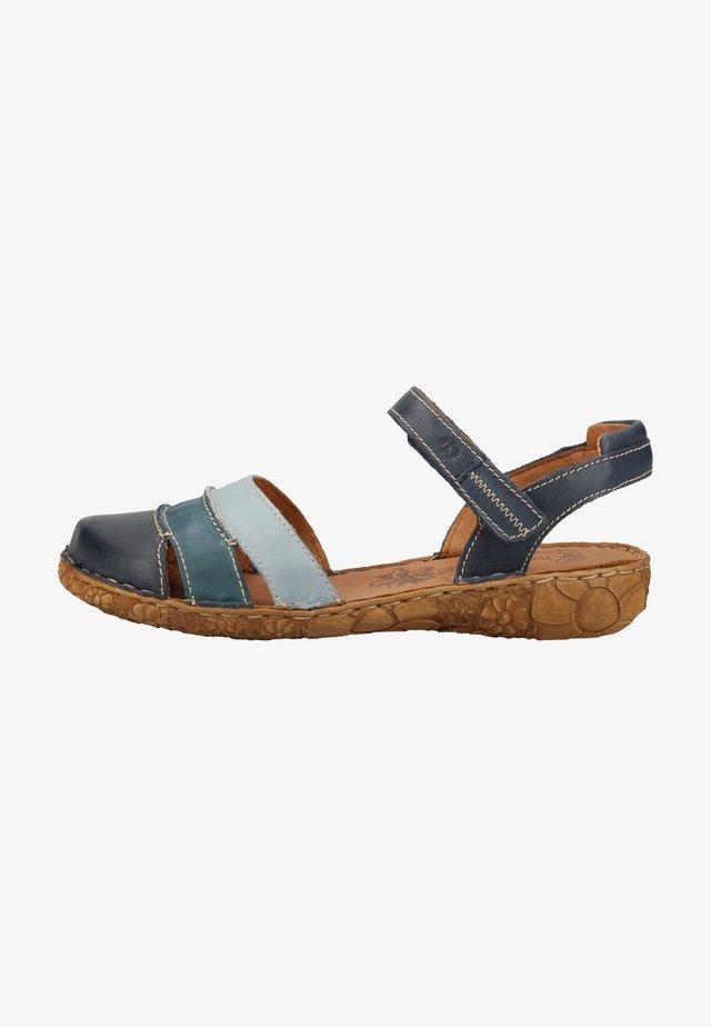 ROSALIE - Sandals - ocean