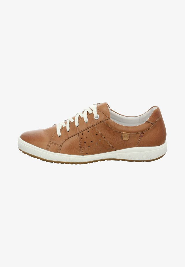 CAREN  - Trainers - camel