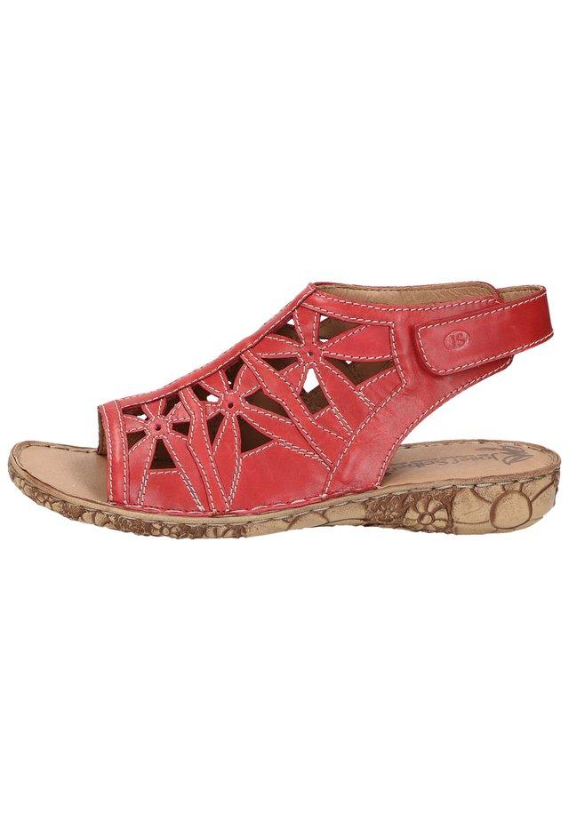 Sandales - rot 400