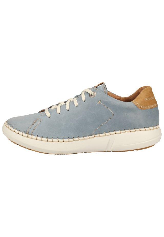 JOSEF SEIBEL - Sneaker low - hellblau-kombi 521