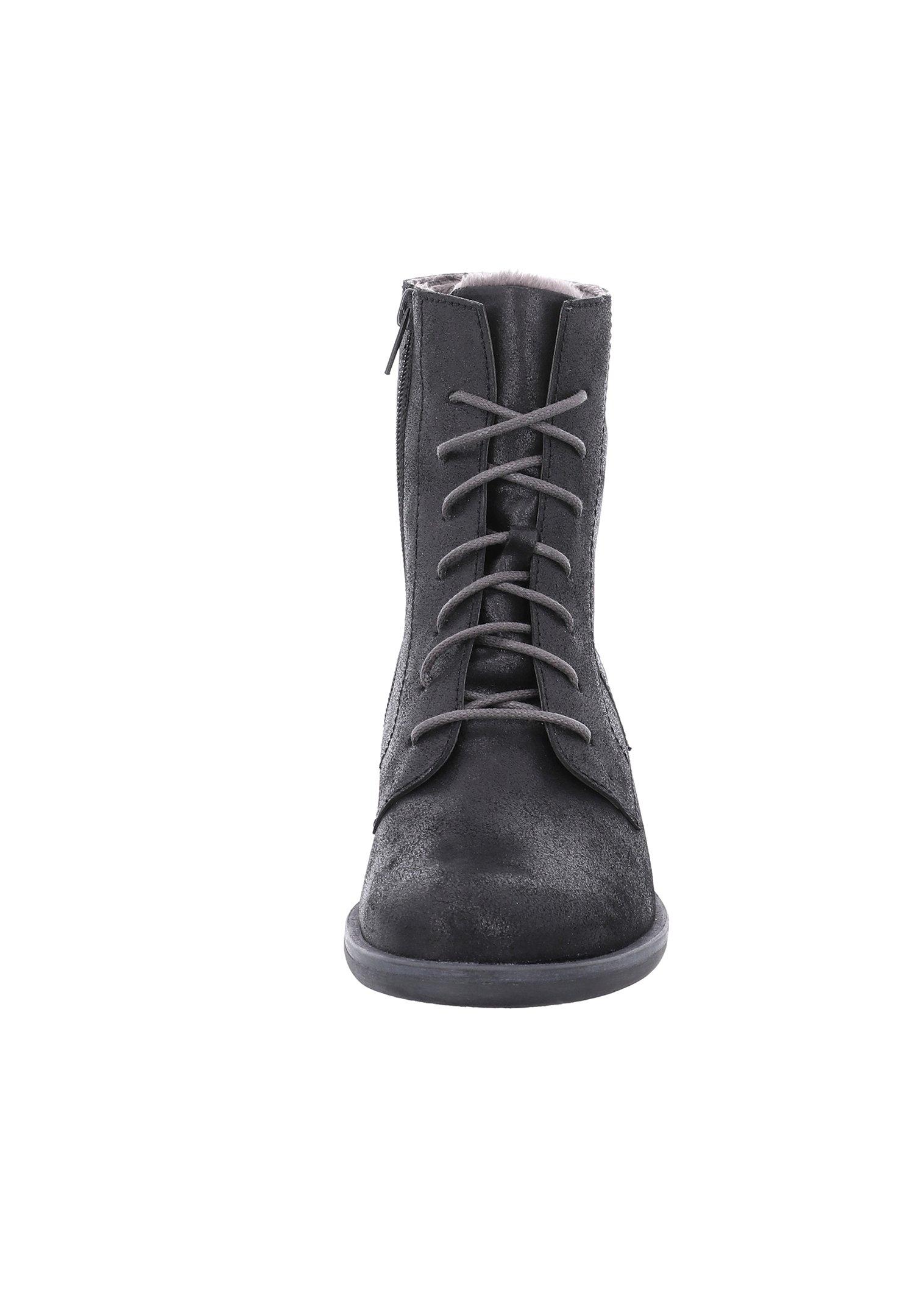 Sammlungen Schuhe für Damen FSOGFJY299Skuk Josef Seibel SANJA Schnürstiefelette titan