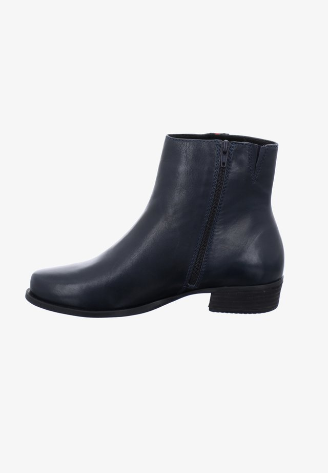 MIRA - Ankle boots - ocean